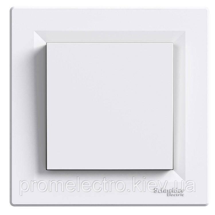 Заглушка Schneider-Electric Asfora белая (EPH5600121)