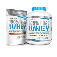 Сывороточный, изолят, протеин(белка)для набора массы Протеин Biotech 100% Pure Whey (4kg)