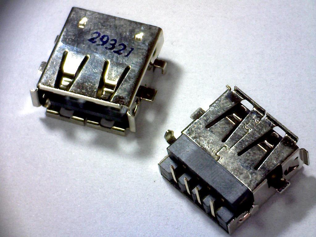 Разъем USB тип 27