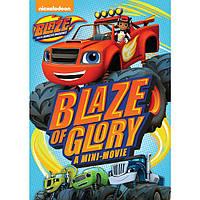 Вспыш и чудо-машинки, игрушки по мультфильму  Monster Machines Blaze.