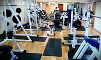 Покрытие для спортивных площадок и фитнес залов