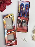 Подарунковий набір дитячих столових приладів для хлопчиків Тачки