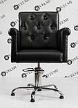 Кресло парикмахерское Menson, фото 3