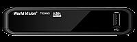 World Vision T624M3 IPTV - Т2 Тюнер DVB-T/T2/C с Интернет приложениями, фото 1