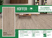 Ламинированный пол HofferHolz Classic 1295х192х8мм (0,24864м2) (Дуб Горный)