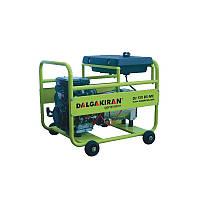Однофазный бензиновый генератор DALGAKIRAN DJ 130 BS-ME