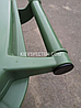 Євроконтейнер пластиковий, Weber V-240 л, зелений, фото 3