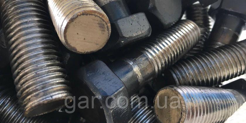 Болт М10 ГОСТ 7798-70, ГОСТ 7805-70, DIN 931, DIN 933, шестигранный, классом прочности 5.8