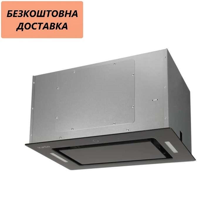 Вытяжка Ventolux PUNTO 52 BG (1000) TRC Встроенная Черное стекло