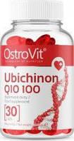 OstroVit Ubichinon Q10 100, 30 капс.Поддерживает здоровье сердечно-сосудистой системы