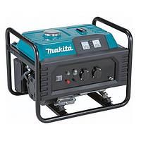 Бензогенератор Makita EG 2850 A, ном. 2,6 кВт, 230 В ~50 Гц, 12В, AVR, ручн.старт, 52,8 кг