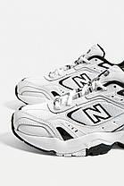 """Кроссовки New Balance 452 """"Белые"""", фото 3"""