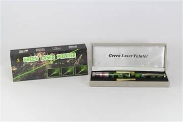 Лазерна ручка - указка GREEN LASER камуфляж
