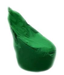 Кресло мешок пуф груша зеленый   без внутреннего мешка  высота 90см ширина 65см