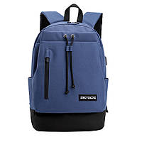 Оксфорд рюкзак сумка для ноутбука з USB порт зарядки студент мішок школи мода сумка для 15.6 дюймів ноутбук