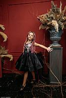 """Модель """"CINDERELLA 3"""" коротка - дитяча сукня / детское нарядное платье"""