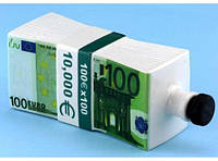 Штоф-графин  Пачка евро, фото 1