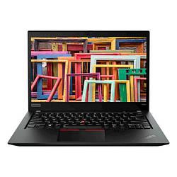Ноутбук Lenovo ThinkPad T490s (20NX0008RT) Black