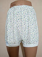 Трусы(панталоны короткие) женские  трикотажные размер 60,62,64.