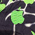 Трусы мужские боксеры размер 54 Veenice бамбук зеленое яблоко, фото 3