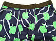 Труси чоловічі боксери розмір 48 Veenice бамбук зелене яблуко, фото 2