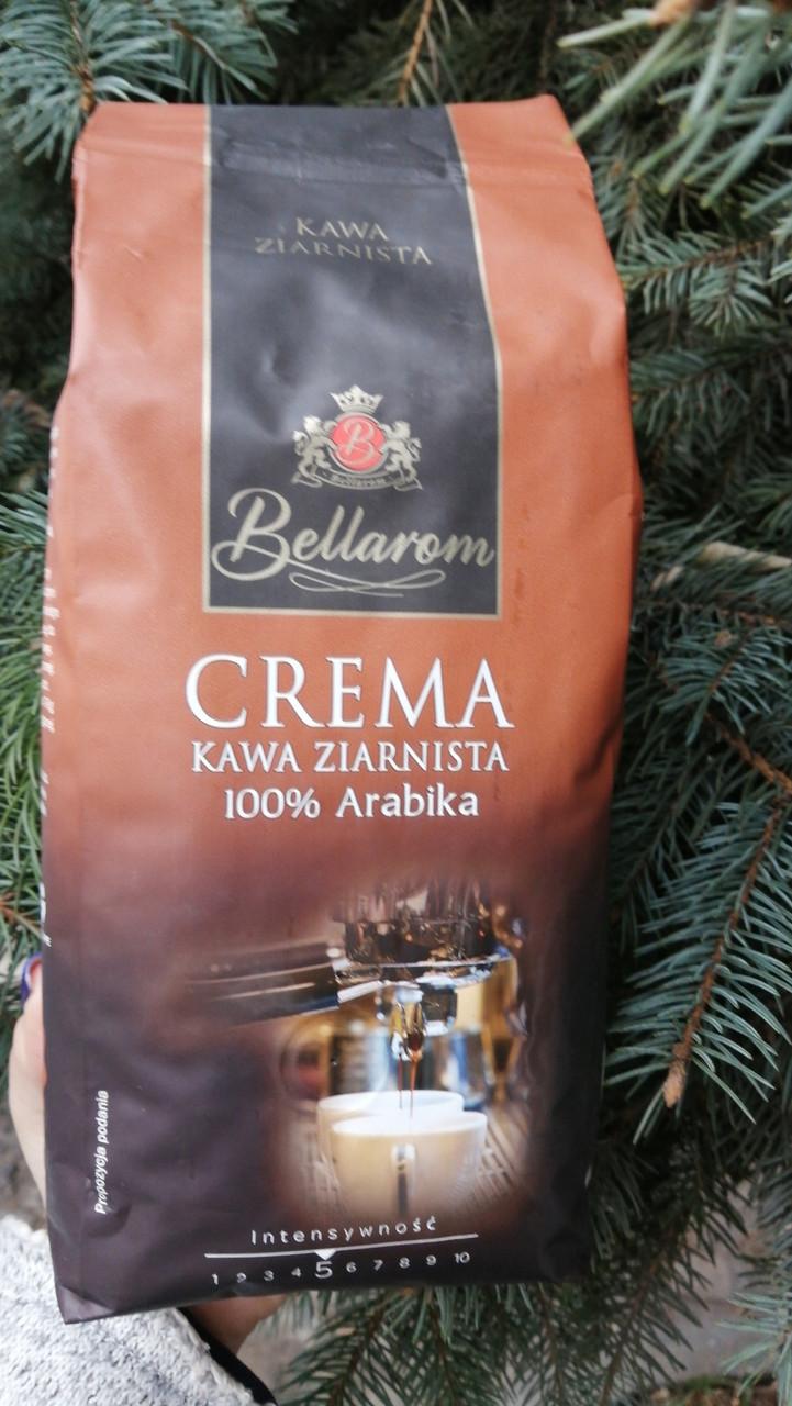 Bellarom Crema 100 % arabika