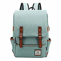 Простий повсякденний великої ємності бізнес подорожі на відкритому повітрі сумка для ноутбука 15.6 дюйм нижче