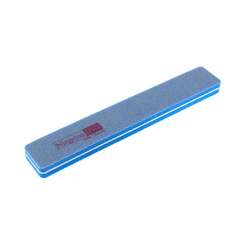 Полировщик для ногтей голубой 120/120 Niegelon