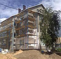 Леса строительные рамные комплектация 12 х 15 (м)