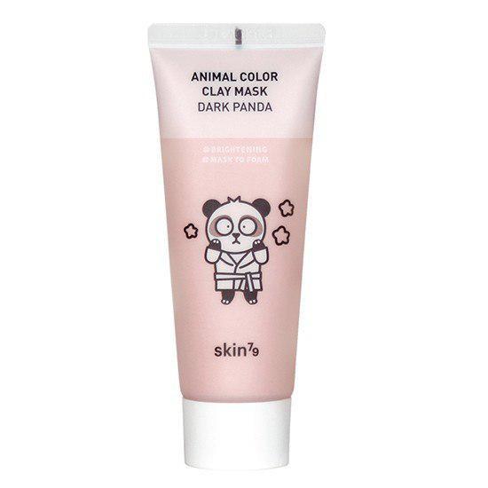 Осветляющая глиняная маска для лица Skin79 Animal Color Clay Mask Dark Panda 70ml (Уценка: Мятая упаковка)