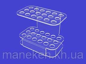 Подставка под пилочки,карандаши косм бокс (KPKS-12-01)