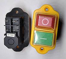 Кнопка к бетономешалке двойная DKLD DZ 6 - KJD17 15A AC-3 AC250V