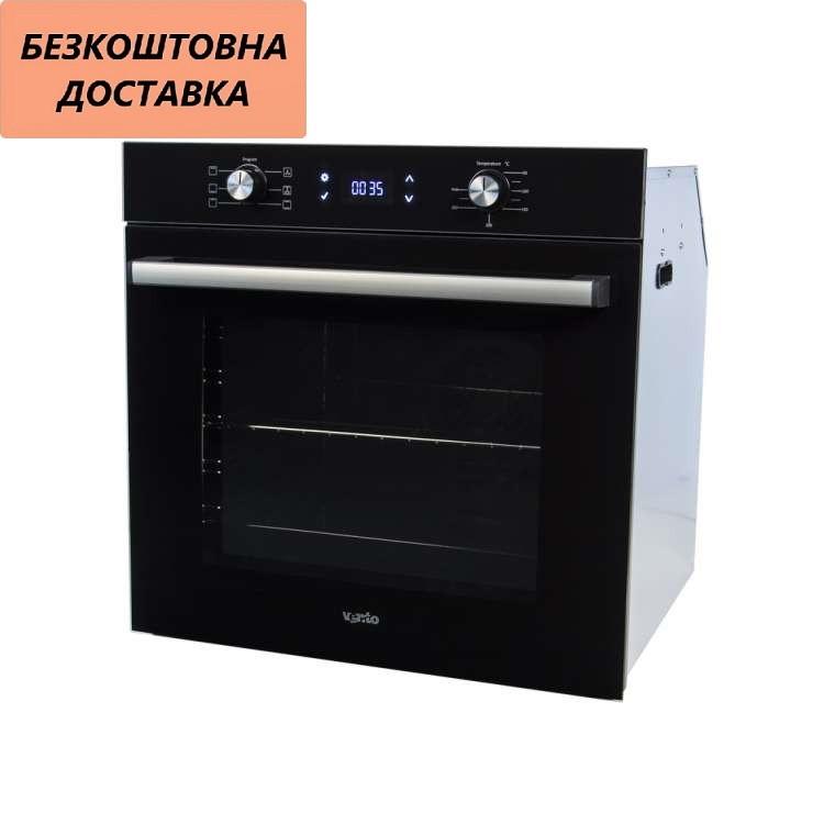 Духова шафа Ventolux CHESTER 6 TC (BK) Чорна