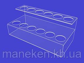 Подставка под помады 12шт ф 2см(KPKS-16-01)