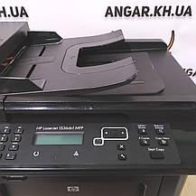 МФУ бу лазерный ч/б HP LaserJet m1536dnf (Duplex/Lan), фото 2