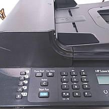МФУ бу лазерный ч/б HP LaserJet m1536dnf (Duplex/Lan), фото 3