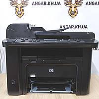 МФУ бу лазерный ч/б HP LaserJet m1536dnf (Duplex/Lan)