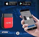 Автосканер Autel AP200M Bluetooth (Android/iOS). Сканер. Диагностика., фото 2