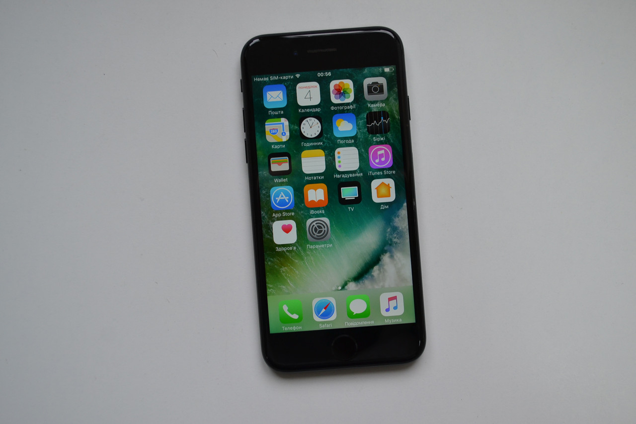 Apple iPhone 7 128Gb Black Neverlock Оригинал!