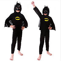 """Детский костюм """"Batman"""" (Бэ́тмен) SPRING AROUND карнавальный L 01761"""