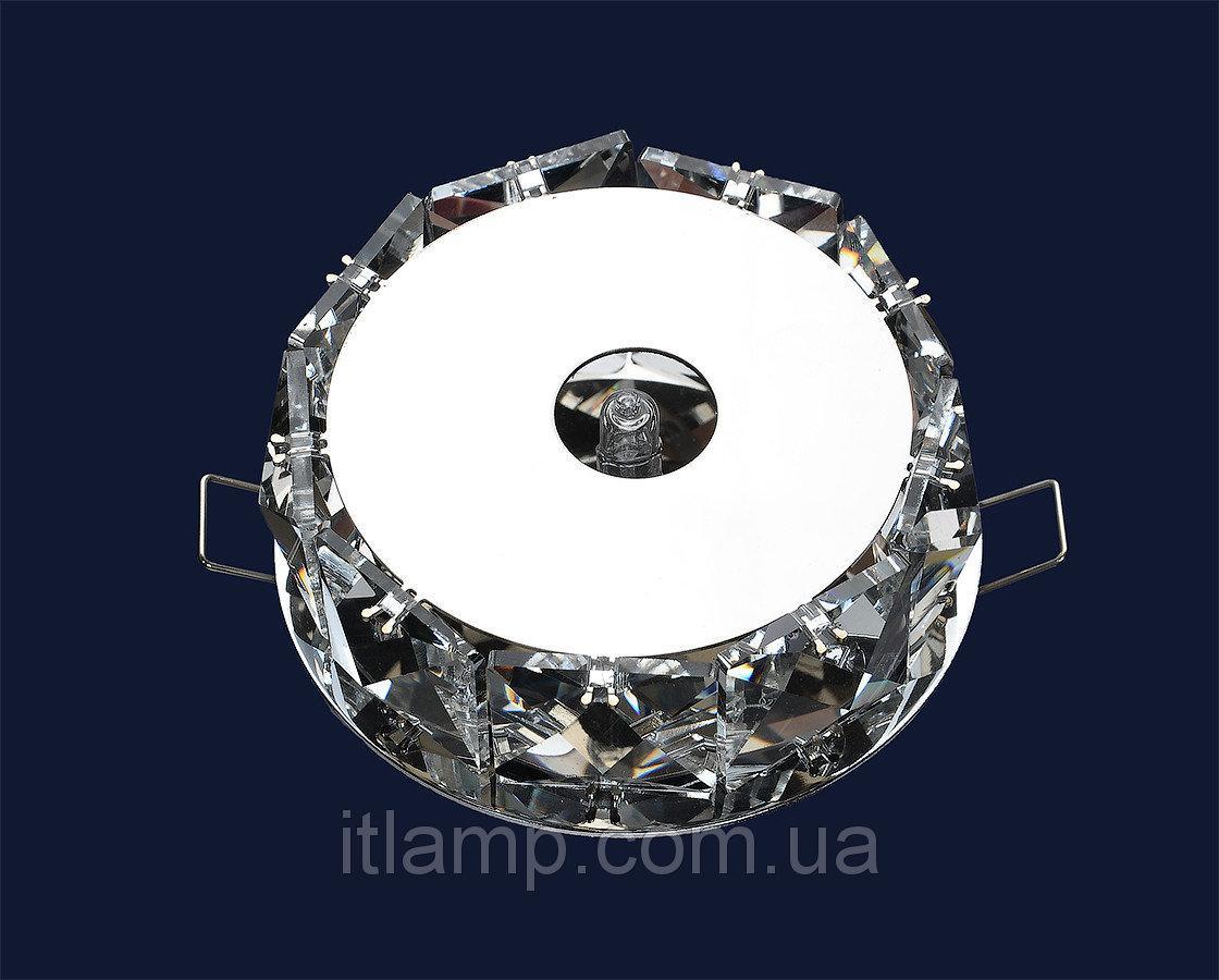 Точечные светильники врезные Levistella 712A2213 CH/CL