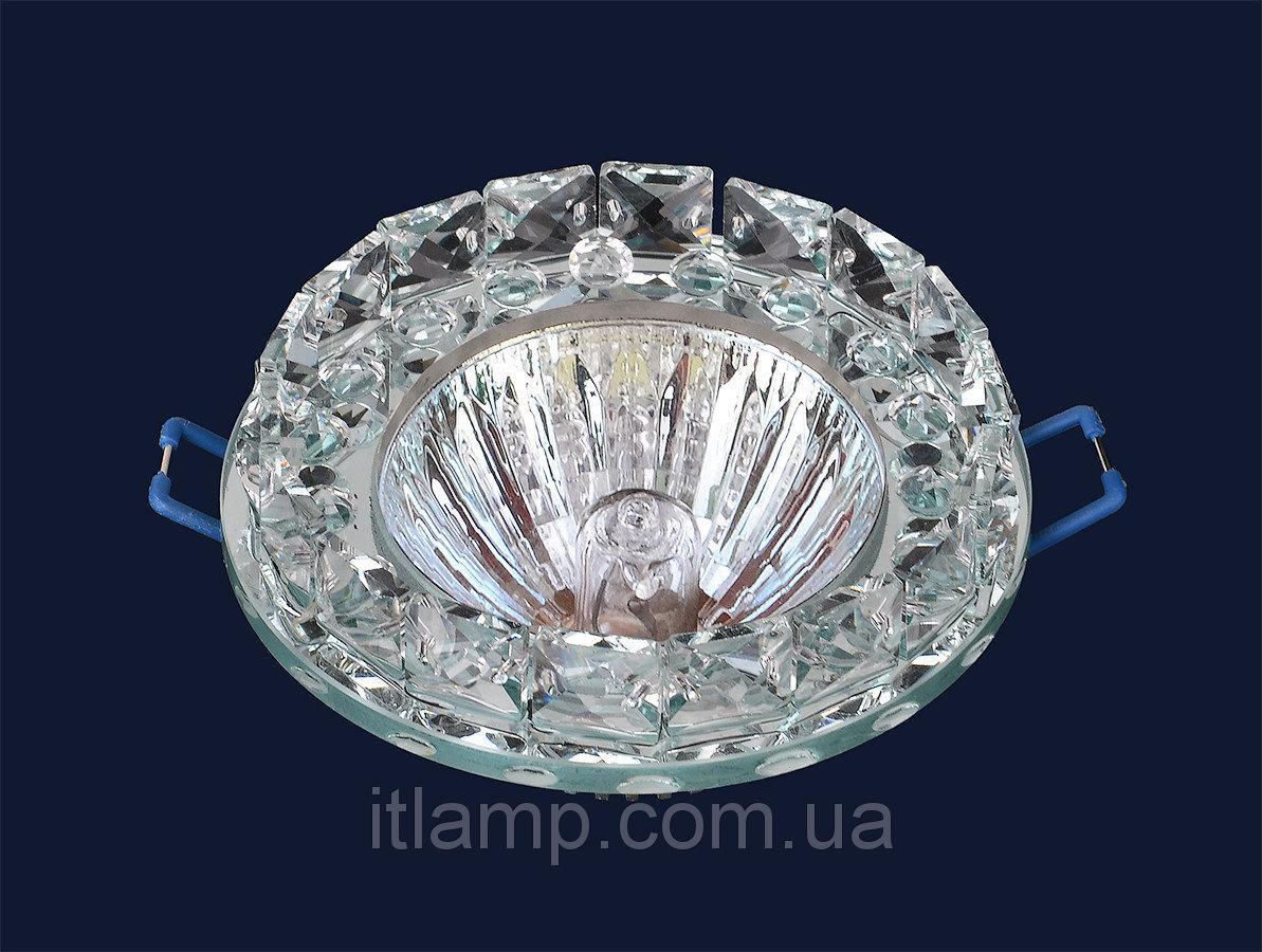 Точечные светильники врезные со стеклом Levistella 716226
