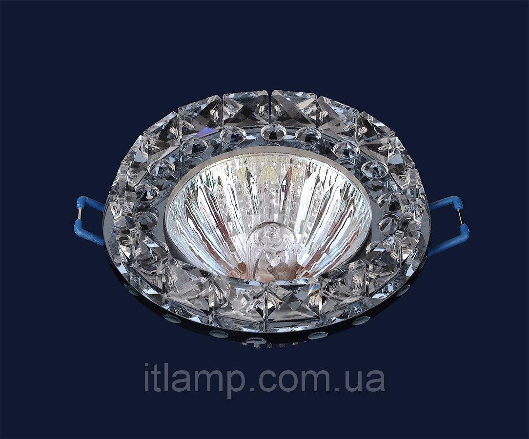 Точечные светильники врезные со стеклом Levistella 716228