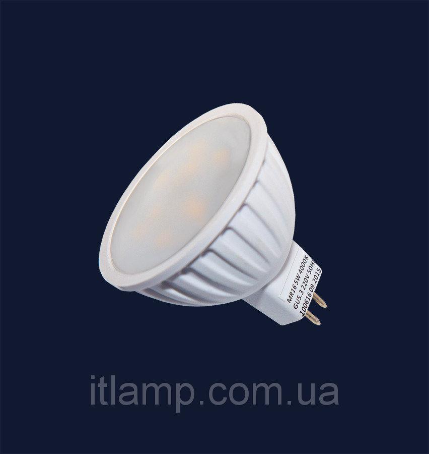 Лампа Levistella LED MR16 4W 220V нейтральный