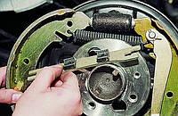 Замена тормозных колодок барабанных (комплект)