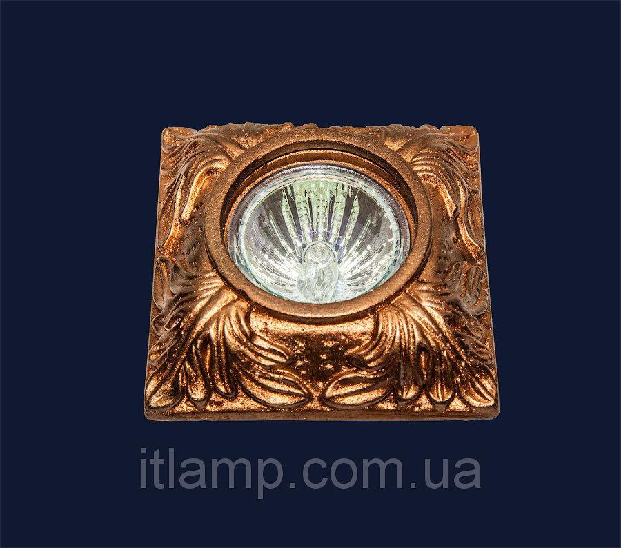 Точечные светильники врезные Levistella 732040