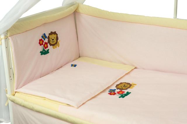 Защиты для кроваток
