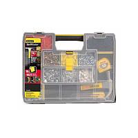 Ящик Stanley Sort Master Organizer(кассетница 43 x 9 x 33 см) с переставными перегородками
