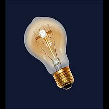 Лампа Эдисона Levistella E27 A19 40W 2700K Amber 220V