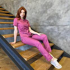"""Жіночий медичний костюм """"Шоколад"""""""